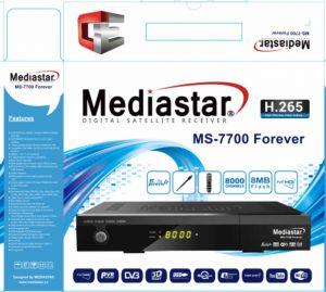 Mediastar ms-7700 forever