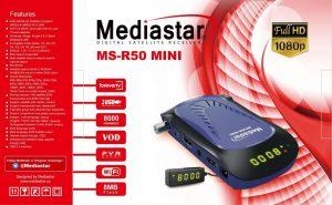 رسیور مدیا استار ms-r50 mini